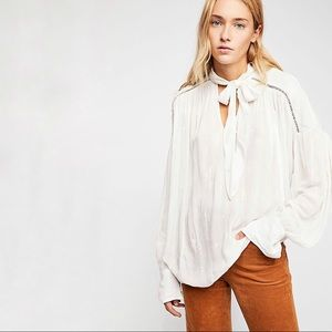 Free People | Wishful Moments Blouse